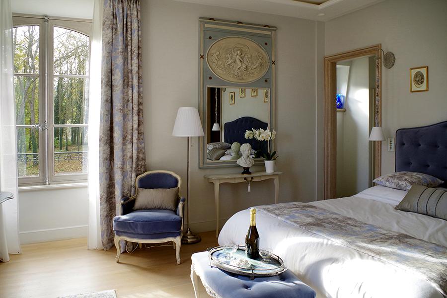 Chambres d 39 h te de charme en champagne domaine de prin for Chambre d hote reims et environs